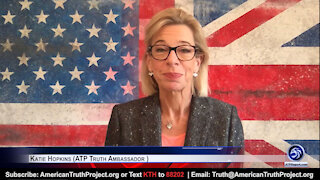 Katie Hopkins: Covid Vaccine Card Required in UK!