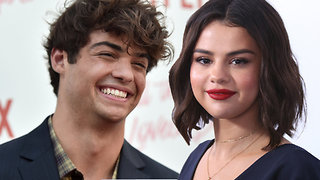 Noah Centineo Reveals Dream Date With Selena Gomez - Video