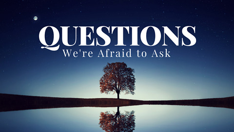 Questions We're Afraid to Ask