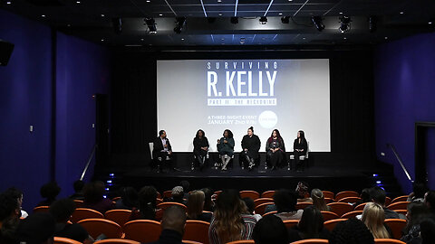 40 Percent Increase in Sexual Assault Hotline Calls Following 'Surviving R. Kelly Part II'