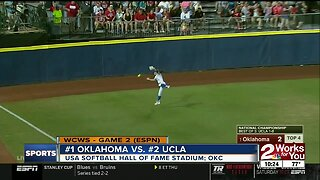 UCLA defeats Oklahoma to win Women's College World Series