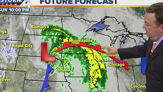 John Malan's 10P Storm Team 4Cast - Video