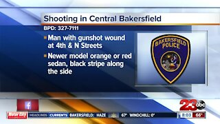 BPD searching for suspects involved in Central Bakersfield drive-by shooting