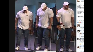 """""""Big Ramy"""" Injured, Surgery, Recovery? Inquiring Minds Want To Know? - Video"""