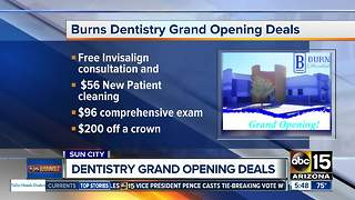 Great deals on dentistry in Sun City - Video