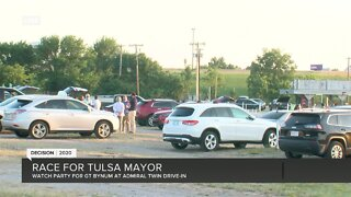 Race for Tulsa Mayor