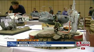 Convention showcases thousands of models - Video