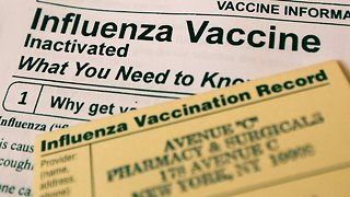 The Government Shutdown Could Slow The CDC's Flu-Tracking Efforts - Video