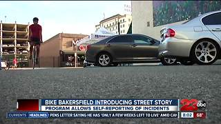 Bike Bakersfield pushing bicyclist and pedestrian safety - Video