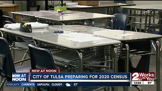 City of Tulsa prepares for 2020 census