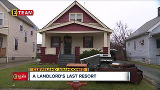 A landlord's last resort is eviction - Video