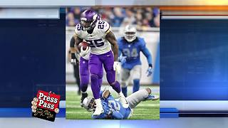 Vikings beat the Detroit Lions - Video
