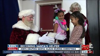 Kern Back In Business: Helping Santa Claus this Christmas