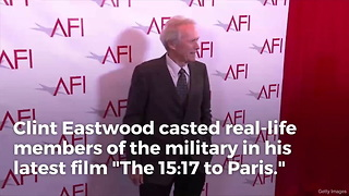Clint Eastwood Shows Hollywood How It's Done With Brand-new Movie Honoring True American Heroes - Video