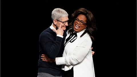 Oprah Announces Two Documentaries For Apple