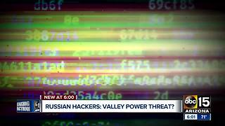 Are Russian hackers a threat to the Valley? - Video