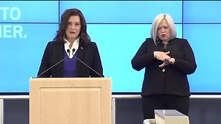 Whitmer updates state's COVID-19 response, reopening plans