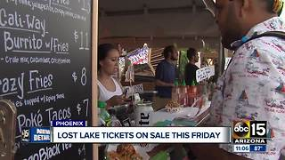Lost Lake music festival lineup announced - Video