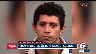 Arrest made in deadly stabbing