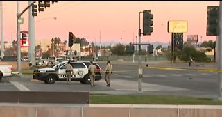 Vegas police investigate fatal hit-and-run crash