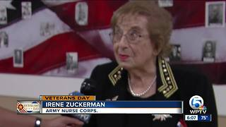 Woman receives special honor in Boca Raton