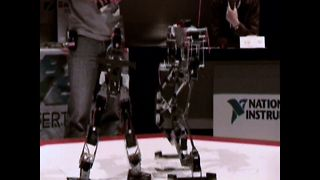 Robot Fighting Tournament - Video