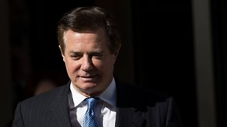 Judge Denies Manafort's Motion To Dismiss Some Of Mueller's Charges - Video