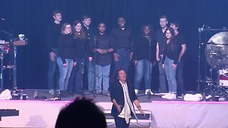Part 1: Casica Hall Students Performed with Foreigner