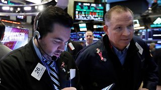 After Week Of Losses Wall Street Is Upbeat