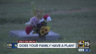 Planning now for funeral expenses could save you time and money - Video