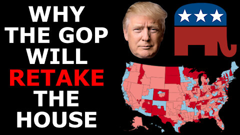 REPUBLICAN TAKEOVER? - My First 2022 House Prediction
