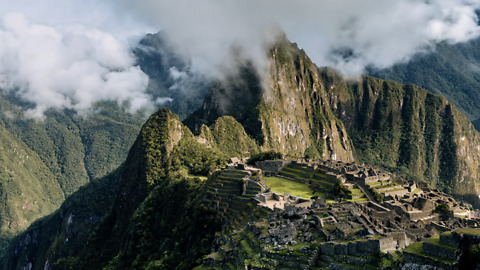 Machu Picchu: A Window To The Past