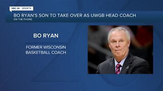 FULL INTERVIEW: Bo Ryan discusses his son, Will's, hiring at UWGB