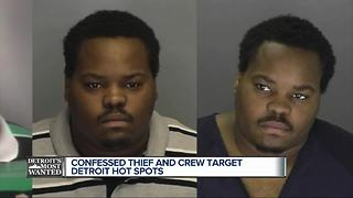 Detroit's Most Wanted: Willie Wright targeted popular Detroit restaurants