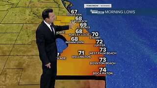 South Florida weather 4/18/20