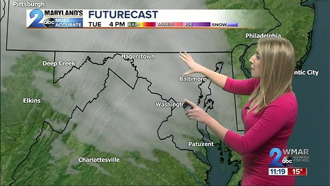 Maryland's Most Accurate Forecast - Monday 11pm