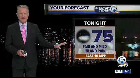 South Florida weather 5/19/19 - 6pm report