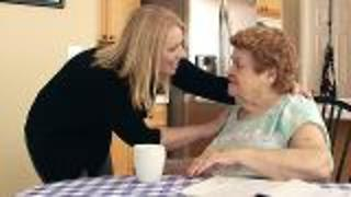 Hospice And Grief Counseling - Video
