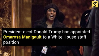 Trump Appoints Former 'Apprentice' Contestant to White House Post - Video