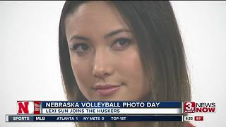 Lexi Sun is ready for Husker volleyball's season - Video