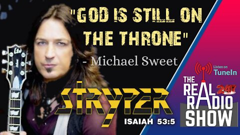 """God Is Still On The Throne"" 