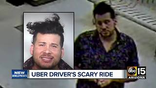 UPDATE: Uber driver calls police after passenger allegedly gropes her - Video