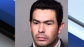 PD: Stalker with binoculars and handgun arrested - ABC15 Crime - Video