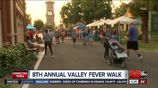 Valley Fever walk taking place Saturday looks raise awareness of illness