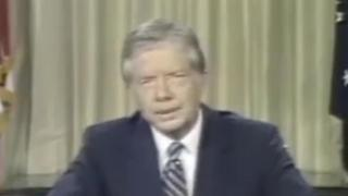 Carter On The Media, Trump - Video