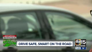 Safe driving tips on the roads during severe weather events