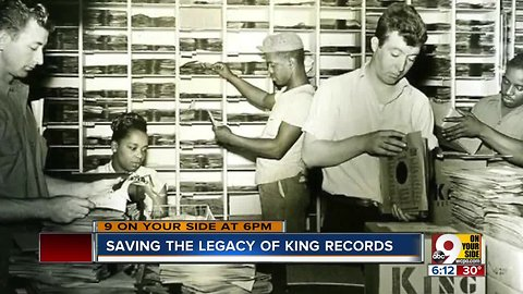 Saving the legacy of King Records