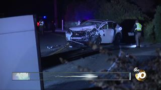 Teen killed in Alpine car crash - Video