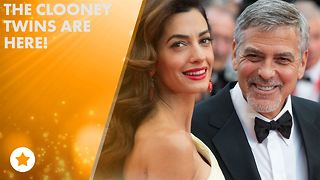 Breaking down Ella and Alexander Clooney's names - Video