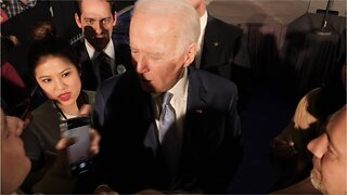 Biden Says He May Need Secret Service Protection